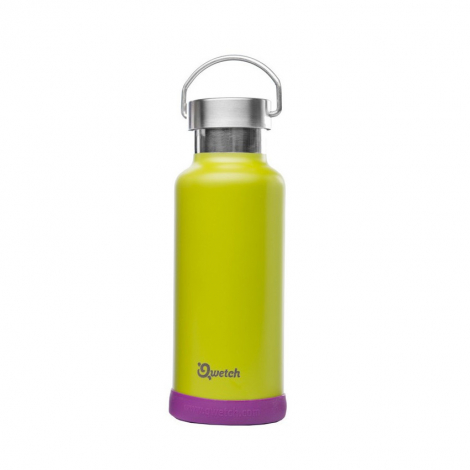 Bouteille nomade isotherme Travel Pot 500 ml vert
