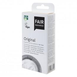 10 Préservatifs latex écologique Original