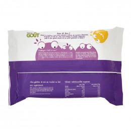 Mini-galettes de riz au chocolat au lait - 84 g