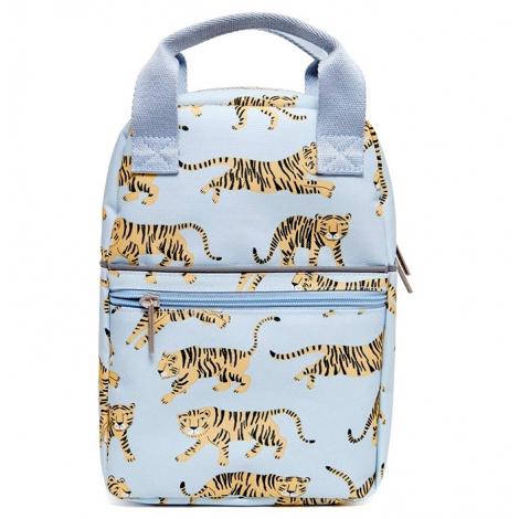 sac-à-dos gris tigres small