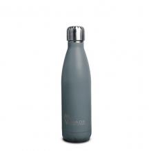 Bouteille chevalier inox 500 ml  Anthracite