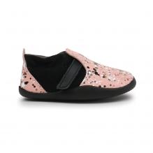 Chaussures 500035 Xplorer Spekkel Printed Pink Step-up Street
