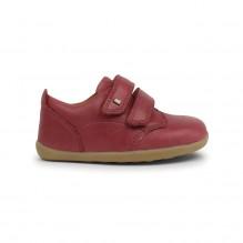 Chaussures 727709 Port Dark Red Step-up craft