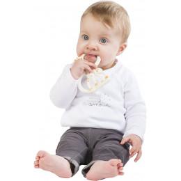 Duo d'anneaux de dentition So'Pure  Version très souple + Version souple - Dès la naissance