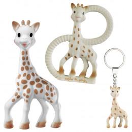 Sophie la girafe Coffret Trio So'Pure  - Dès la naissance
