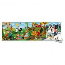 Puzzle - Les saisons