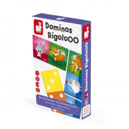 Domino rigolooo - à partir de 3 ans