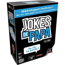 Jokes de papa - à partir de 16 ans