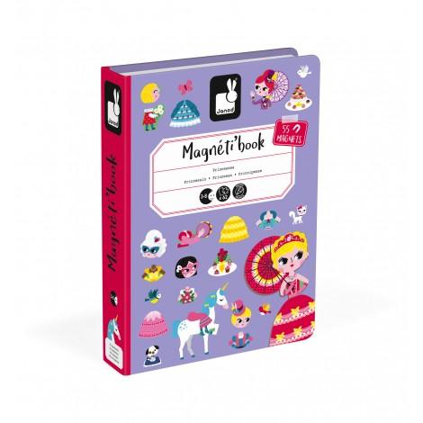 Magnéti'book Princesses à partir de 3 ans