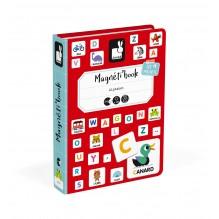 Magnéti'book Alphabet français à partir de 3 ans