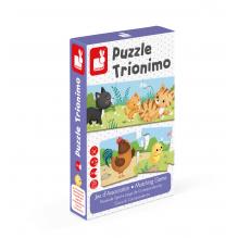 Puzzle Trionimo à partir de 3 ans