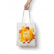 Sac Sebio à anses longues en coton Bio Automne