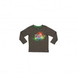T-shirt manches longues en coton Bio Street