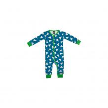 Pyjama combi en coton bio Pacific Avions
