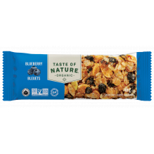 Barre aux noix et fruits secs - Myrtille - 1 x 40 gr