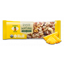 Barre aux noix et fruits secs - Ananas - 1 x 40 gr