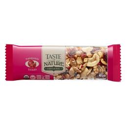 Barre aux noix et fruits secs - Grenade - 1 x 40 g