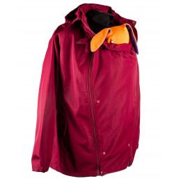 Veste de portage toute saison Combo avec doublure détachable - Rosewood red / bordeaux