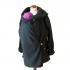 Manteau de maternité - Black solid - taille unique