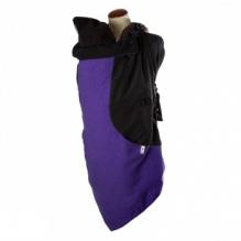 Couverture de portage Flex Vogue Exclusive + capuche - Dark Iris 9b45ede604e