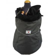 Couverture de portage Combo Flex - toutes saisons 3 en 1 évolutive - Lava stone grey / Black