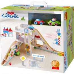 Circuit de jeu parking - Kullerbü - à partir de 2 ans
