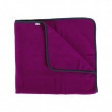 Couverture en laine - viola