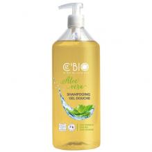 Shampooing Gel douche Bio Aloé vera 1 litre