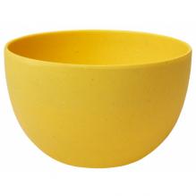 Bol en bambou - jaune - small