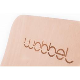Wobbel Original transparent - feutre bébé souris