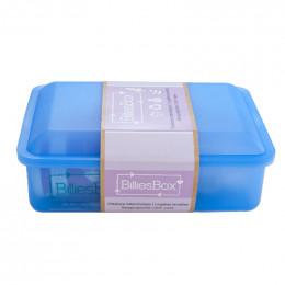 Kit de change lavable. 12 lingettes + lotion 150 ml Boite bleue