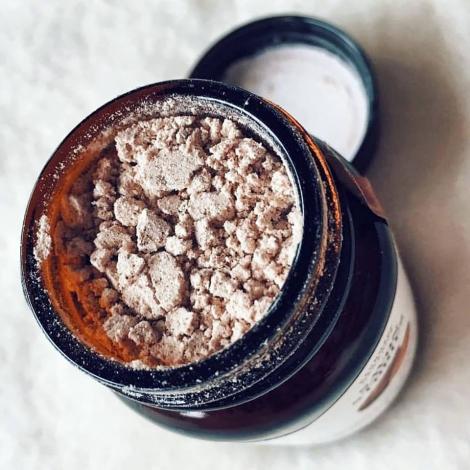 Exfoliant visage à l'argan BIO - 50 g