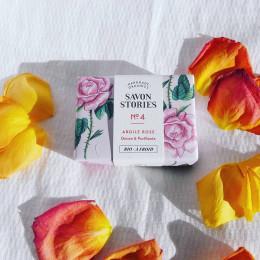Savon N°4 à l'argile rose - 110 g