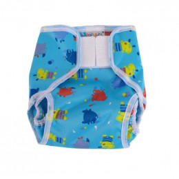 Culotte à tailles Popowrap Hippo