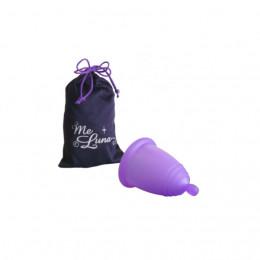 Coupe menstruelle classique - Boule - mauve