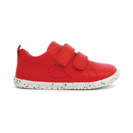 Chaussures I walk - Grass Court Casual Shoe Red - 633713