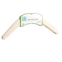 Boomerang en bois - à partir de 8 ans