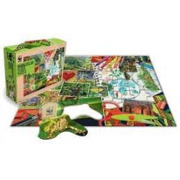 Puzzle / Tapis de sol - Madagascar - à partir de 3 ans *
