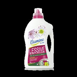 Lessive liquide - fleur de cerisier et jasmin - 1 l