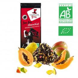 Tea for anarchist - Thé noir mangue papaye bio