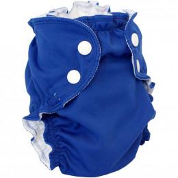 Couvre couche lavable - Bleu Mrs Robinson