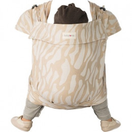 Porte-bébé BB Tai - 506 - Soft jungle