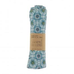 Essuie-tout ou serviettes de table - lot de 6 - Wombi