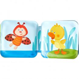 Mini-livre de bain Canard Albert - à partir de 18 mois