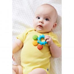 Hochet de dentition Jeu de couleurs - à partir de 6 mois
