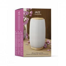Diffuseur d'huiles essentielles - Jazz - céramique et bambou