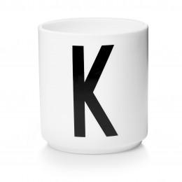 Tasse en porcelaine K
