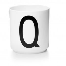Tasse en porcelaine Q
