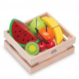 Le panier de fruits - à partir de  3 ans