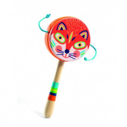 Animambo tambour à manche